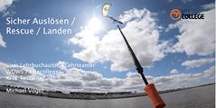 Sicher Kite Quick Release verwenden / Auslösen / Rescue / La...