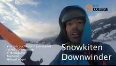 Moin, Servus,  wir haben einen Corona korrekten Snowkite Dow...